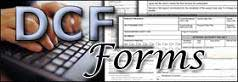 dcf work calendar DCF Forms - Search